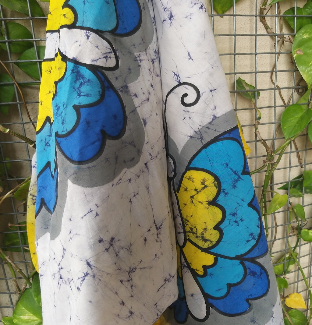 BATIK COTTON DUPATTA