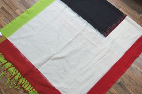 IKAT COTTON DUPATTA