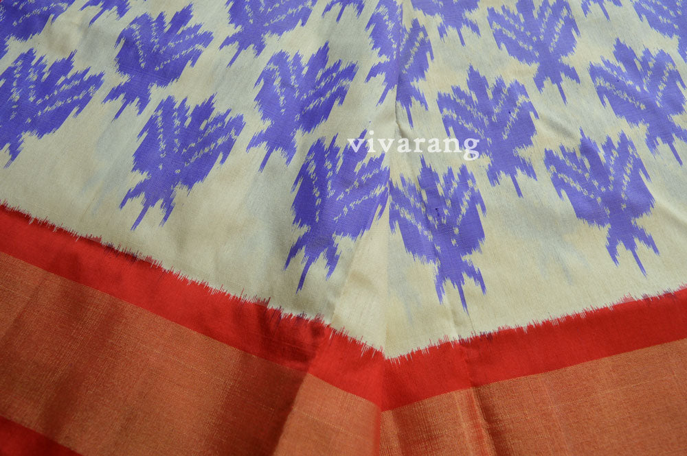 IKAT SILK SAREE