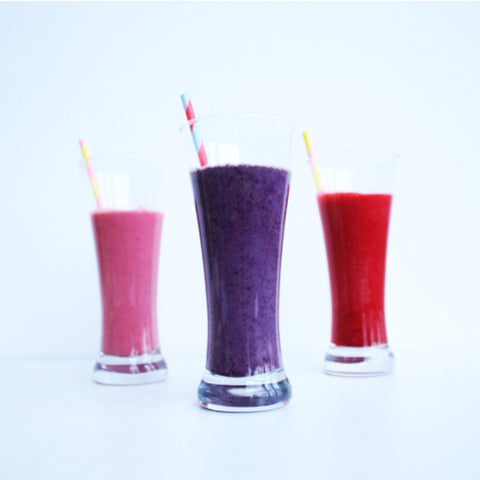 berry yummy smoothies