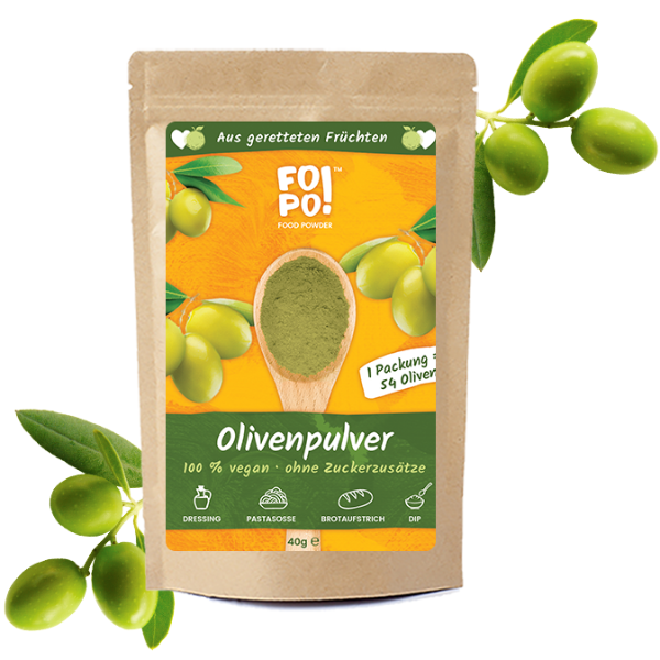 Ultimate Olive Powder - 40 g