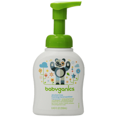 Babyganics Alcohol-free Foaming Hand Sanitizer Bundle