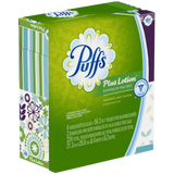 Puffs Plus Lotion Facial Tissues 224 Count