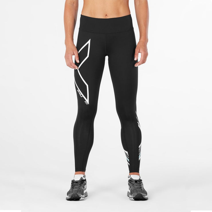 Ice X Mid-Rise Compression Tights