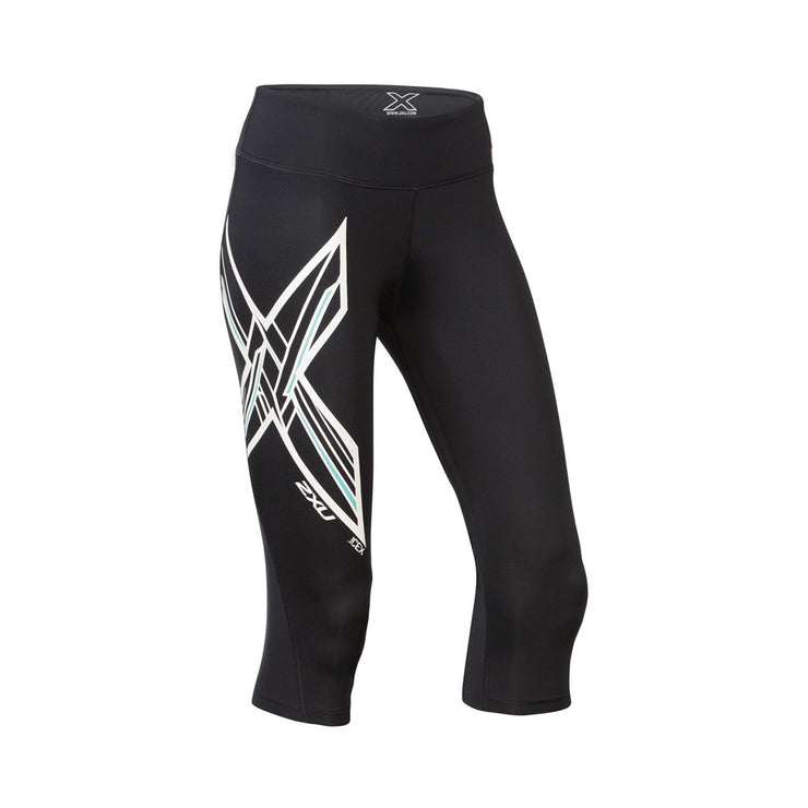 Ice X Mid-Rise Compression 3/4 Tights