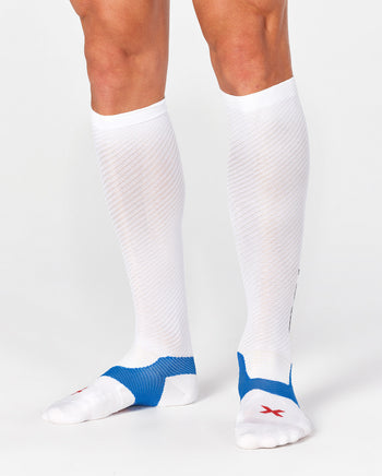 Men's Elite Lite X:Lock Compression Socks : MA4634E