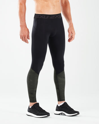 Men's Accelerate Compression Tights with Storage : MA5371B
