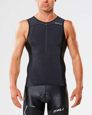 Men's ACTIVE Tri Singlet : MT4362a