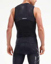 2XU Men's Compression Tri Singlet : MT5519A