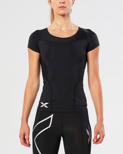 Women's Compression Short Sleeve Top : WA2269A