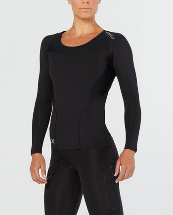 Women's Base Compression Long Sleeve Top : WA2270A