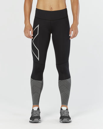 Women's MID-RISE REFLECT COMPRESSION TIGHTS