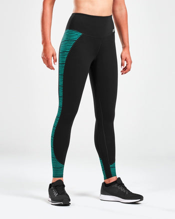 2XU Women's Fitness Hi-Rise Compression Tights Print : WA5384B