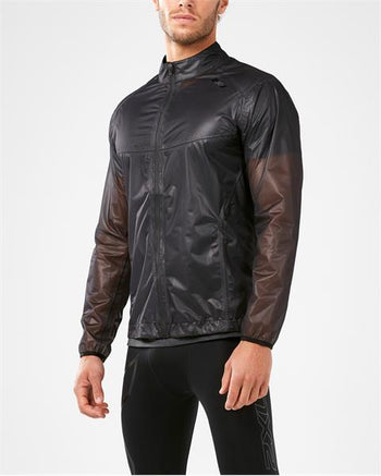 2XU Men's HEAT Packable Membrane Jacket : MR5256A