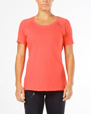 Women's GHST Short Sleeve Top : WR4273A