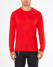 X-VENT LONG SLEEVE TOP