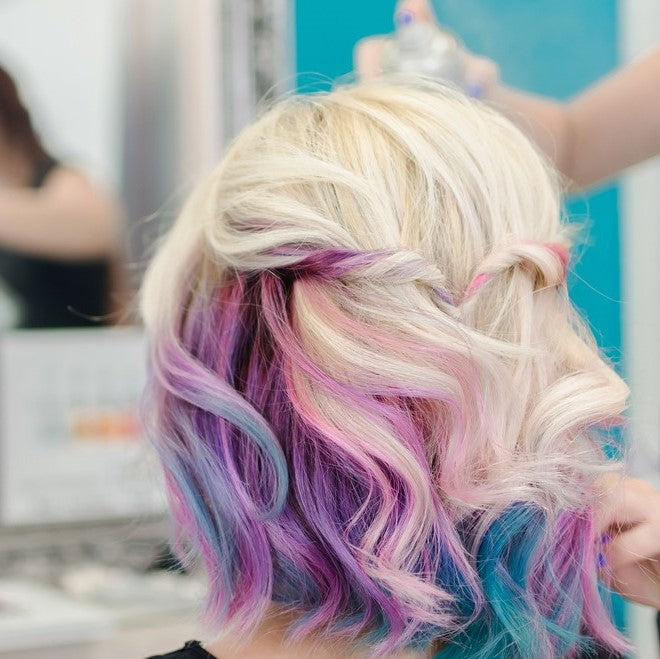 Arctic Fox vs. Manic Panic, and Pulp Riot