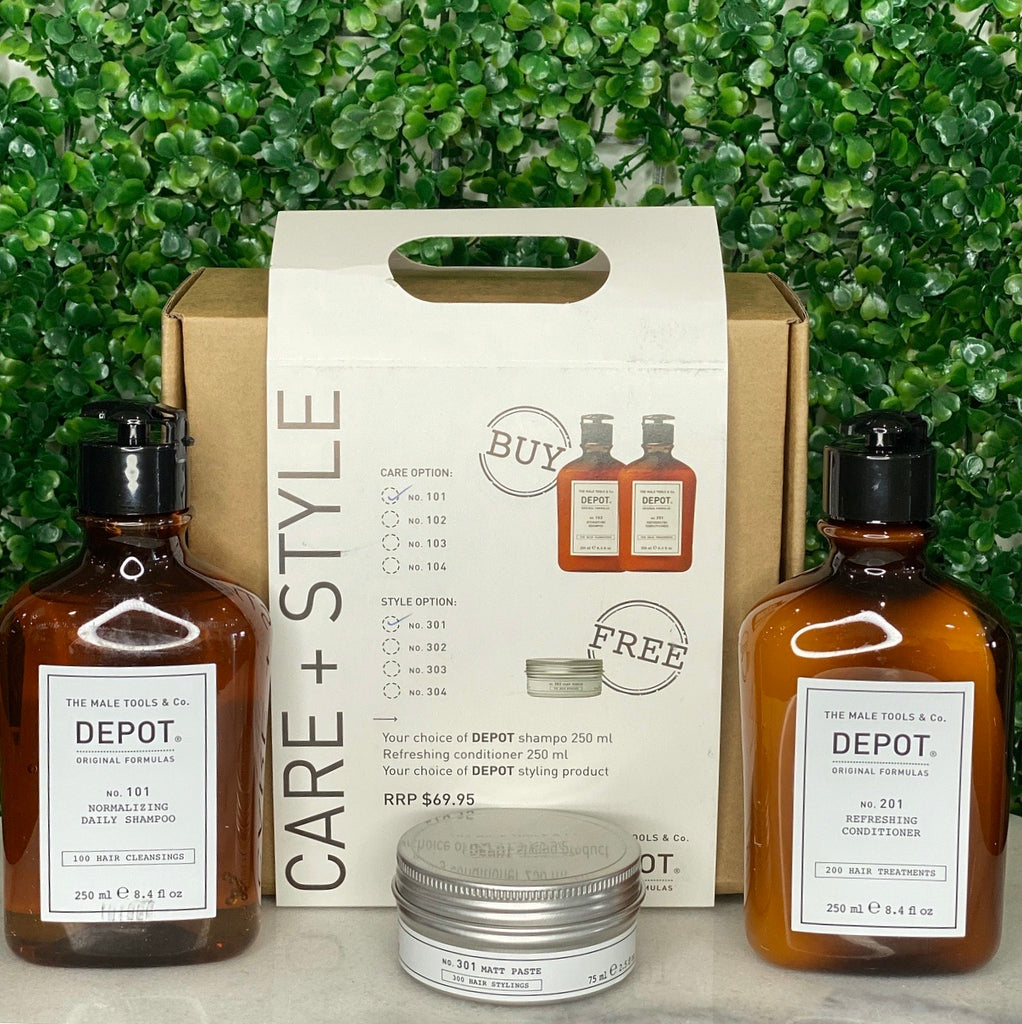 Depot Care & Style Pack - Ethan Thomas Collection Online Australia