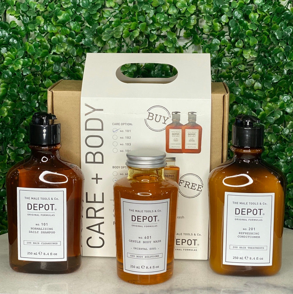Depot care & body pack-Ethan Thomas Collection