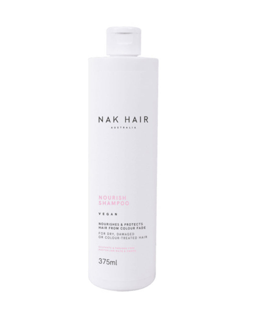 Nak Nourishing Shampoo 375ml-Ethan Thomas Collection