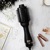 Hot tools blow dry hair brush