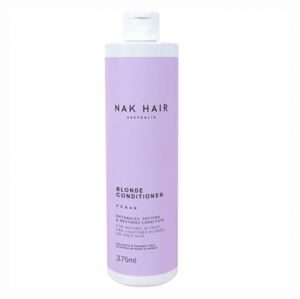Nak Blonde Conditioner 375ml-Ethan Thomas Collection