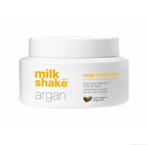 Milkshake Deep Argan Treatment 200ml - Ethan Thomas Collection