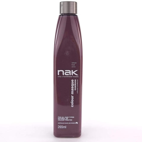 Nak Colour Masque Rosewood Conditioner (265ml) | Ethan Thomas Collection