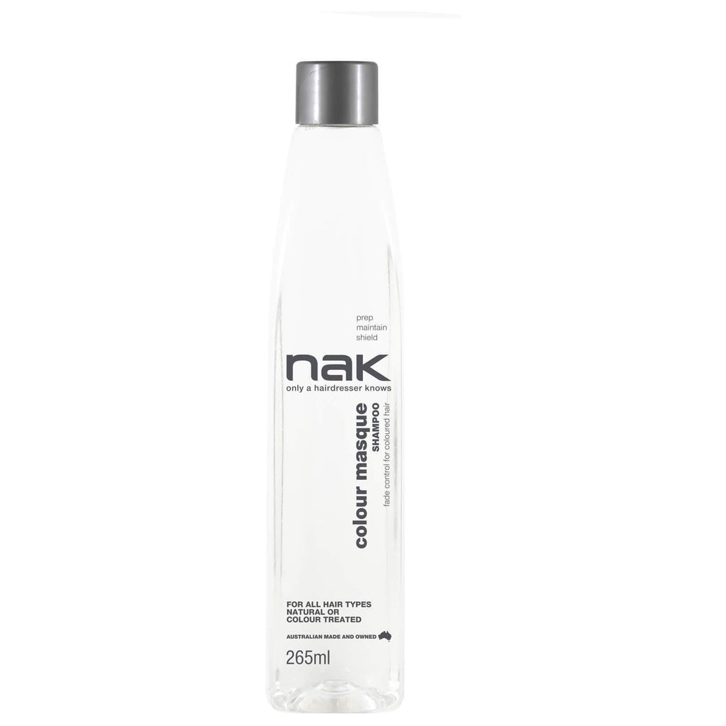 Nak Colour Masque Shampoo 265ml - Ethan Thomas Collection