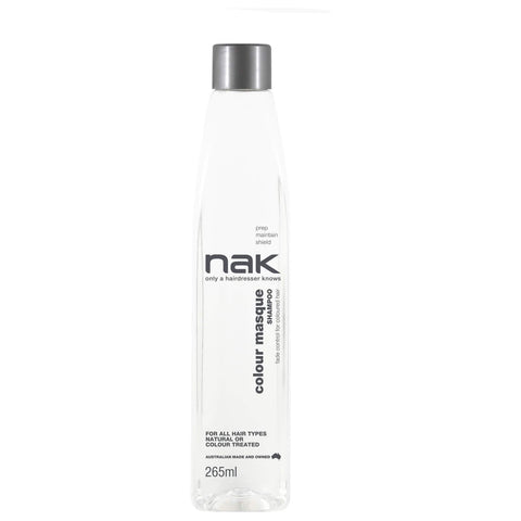 Nak Colour Masque Shampoo 265ml | Ethan Thomas Collection