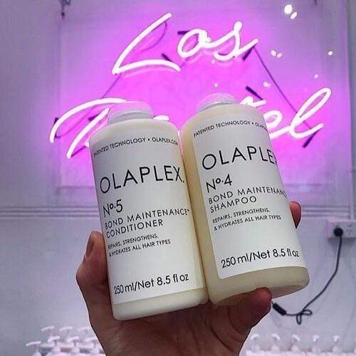 Olaplex No4 & No5 Duo Pack - Ethan Thomas Collection