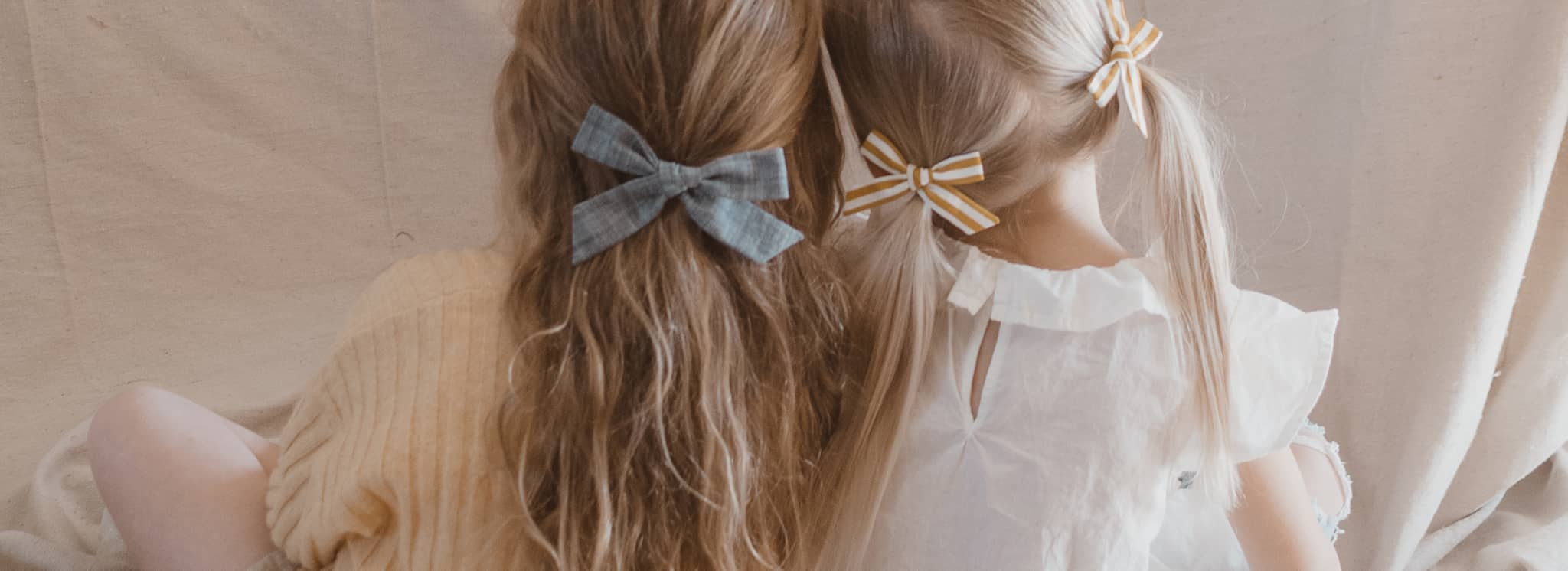 mae and skye co handmade hair bows for babies and girls