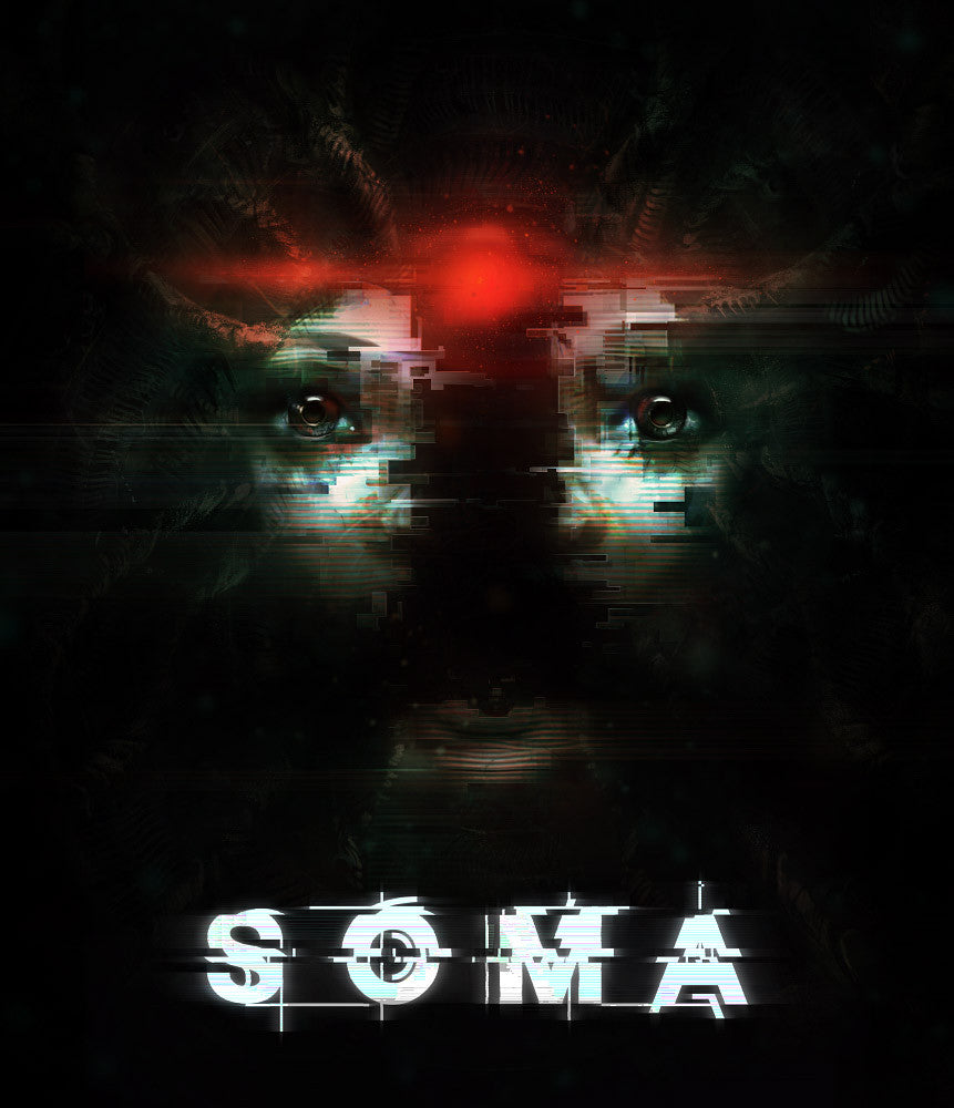 SOMA Windows PC Game Download Steam CD-Key Global