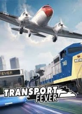 Transport Fever Windows PC Game Download Steam CD-Key Global