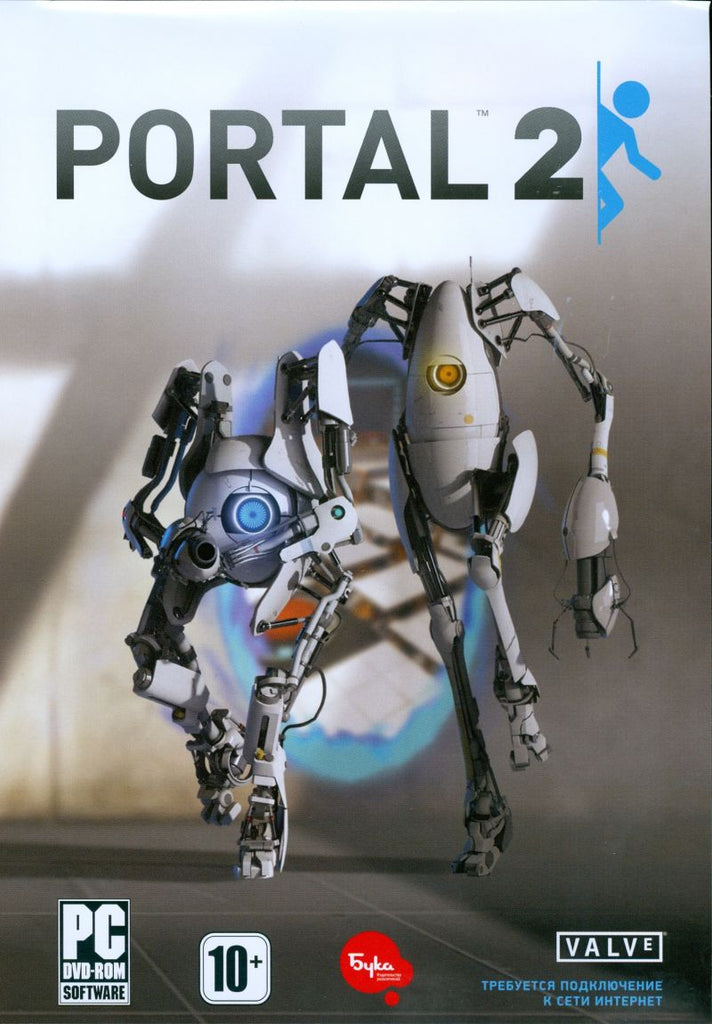 Portal 2 Windows PC Game Download Steam CD-Key Global