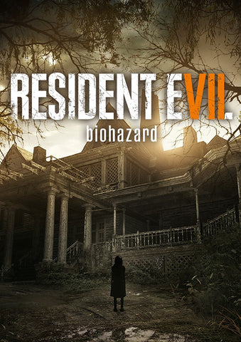 Resident Evil 7: Biohazard Windows PC Game Download Steam CD-Key Global