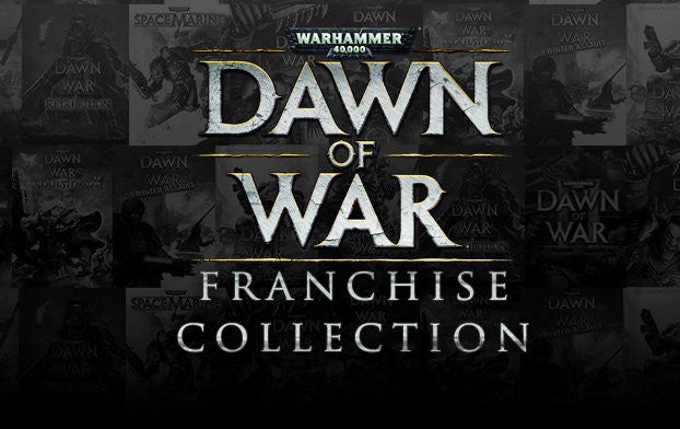 Warhammer 40,000: Dawn of War Franchise Pack Windows PC Game Download Steam CD-Key Global