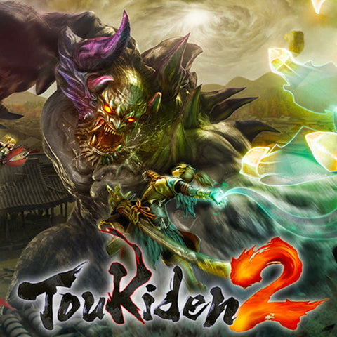 Toukiden 2 Windows PC Game Download Steam CD-Key Global