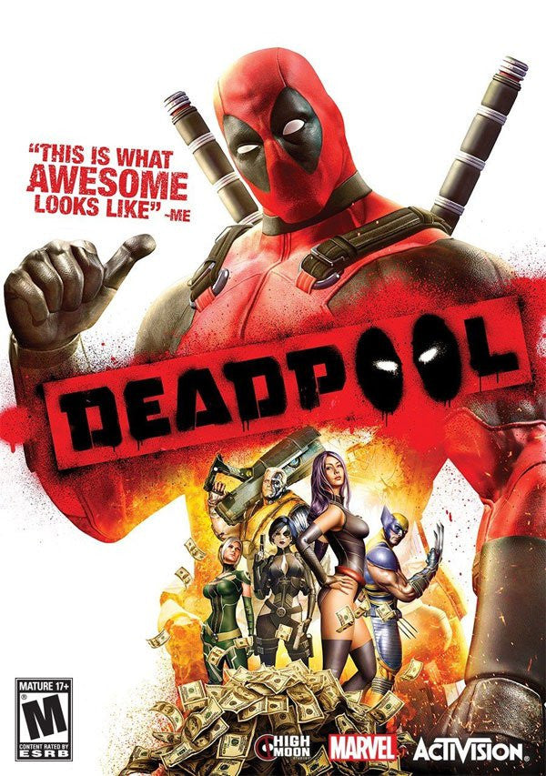 Deadpool Windows PC Game Download Steam CD-Key Global