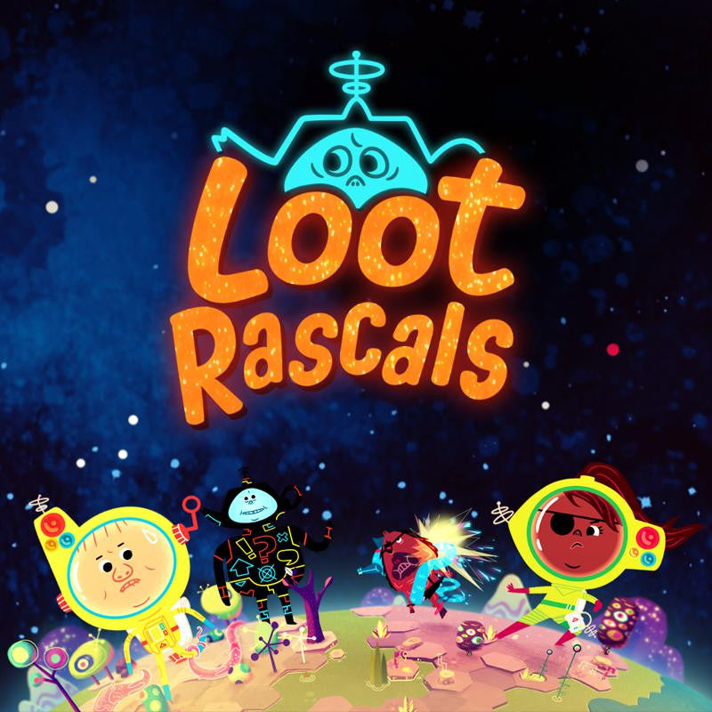 Loot Rascals Windows PC Game Download Steam CD-Key Global