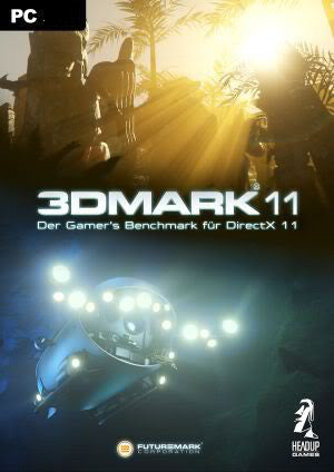 3DMark 11 Windows PC Game Download Steam CD-Key Global