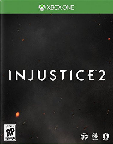 Injustice 2 Pre-Order For Xbox One (Physical Disc)