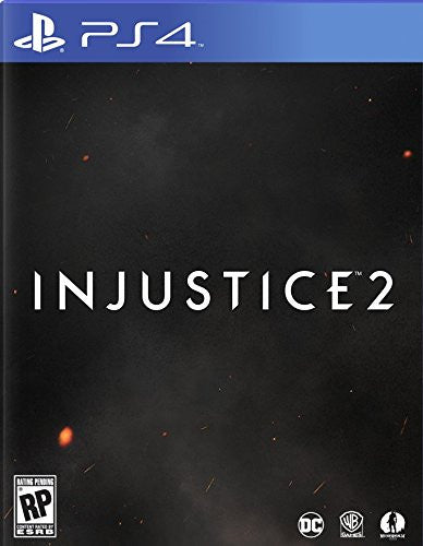 Injustice 2 Pre-Order For PlayStation 4 (Physical Disc)