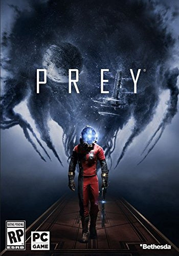 Prey Pre-Order For PC (Physical Disc)