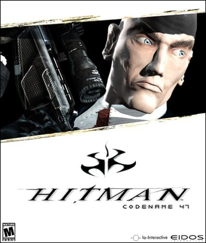 Hitman: Codename 47 Windows PC Game Download Steam CD-Key Global