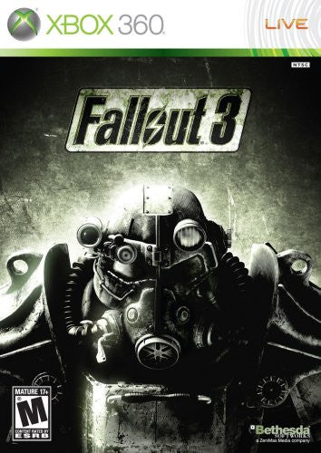 Fallout 3 Xbox 360/One Digital Game Download Xbox Live CD-Key Global