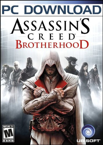 Assassin's Creed: Brotherhood Windows PC Game Download Steam CD-Key Global