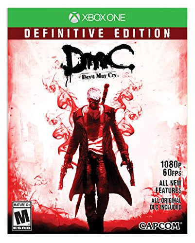 DMC Devil May Cry: Definitive Edition For Xbox One (Physical Disc)