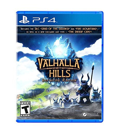 Valhalla Hills Definitive Edition Pre-Order For PlayStation 4 (Physical Disc)