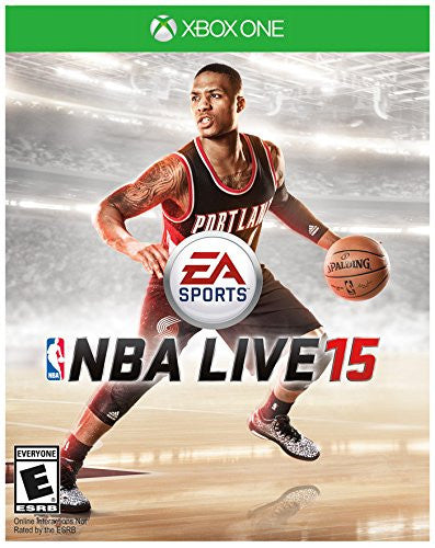 NBA Live 15 For Xbox One (Physical Disc)